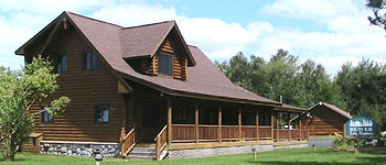 Beaver Log Homes - Custom Log Homes in Northern Michigan